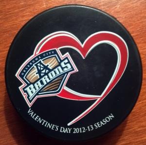 Barons Valentine Day puck 2013-02-13_12-33-00_923