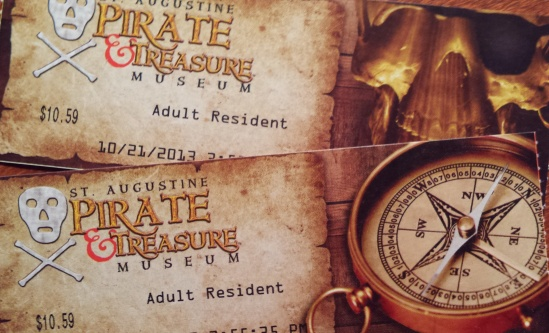 Now I'm an Official Pirate!