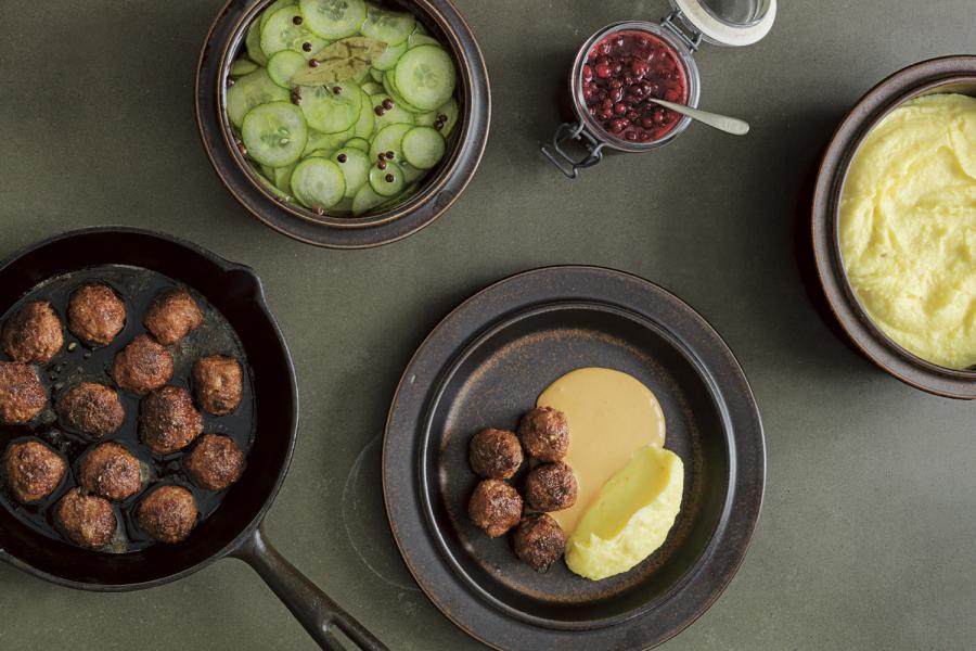 Magnus Nilsson Meatballs